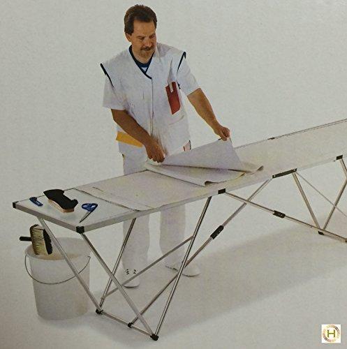 Alu-Tapezier-Tisch Color Expert