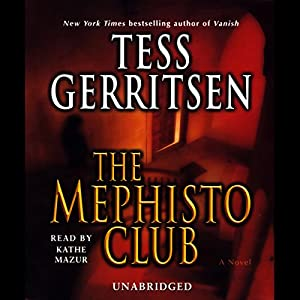 The Mephisto Club Hörbuch