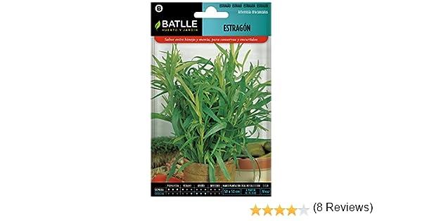 Semillas Aromáticas - Estragón - Batlle: Amazon.es: Jardín