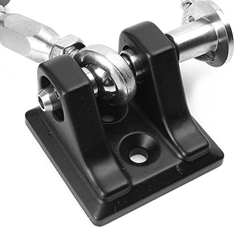 Timmart Hood Catch Lock For 2007-2017 Jeep Wrangler Jk & Unlimited by Timmart (Image #7)