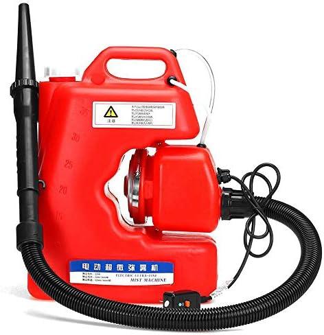XUMI 2200W 18L Elektrische ULV Kalt Fogger Maschine desinfektion Fogger Maschine Sprayer für das Home-Office-Krankenhaus