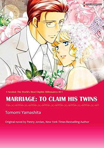Amazon marriage to claim his twins harlequin comics needed marriage to claim his twins harlequin comics needed the worlds most eligible fandeluxe Image collections