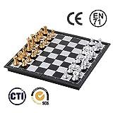Youdepot Imports Magnetic Travel Chess Set