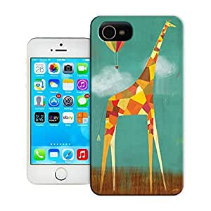 Unique Phone Case Deer Too Tall Giraffe Hard Cover for 4.7 inches iPhone 6 cases-buythecase