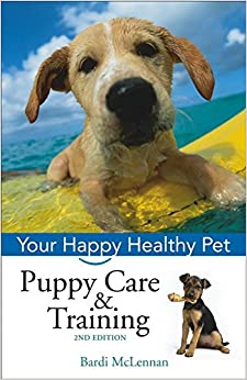 Book Puppy Care and Training: Your Happy Healthy Pet