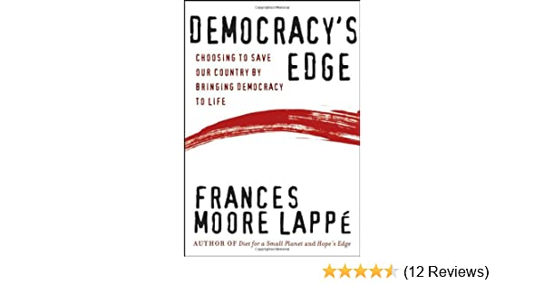 Amazon com: Democracy's Edge: Choosing to Save Our Country by