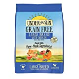 canidae food - CANIDAE Under the Sun Grain Free Large Breed Adult Dog Food with Chicken, 25 lbs