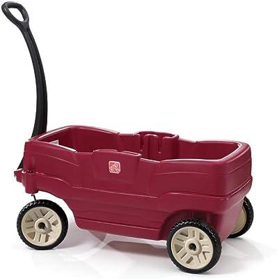 Step2 Neighborhood Red Wagon for Kids