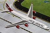 G2VIR588 Gemini 200 Virgin Atlantic A340-600 Model Airplane