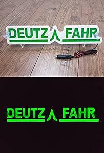 Other 3D 12 V LED para Conductores Deutz de conducción ...
