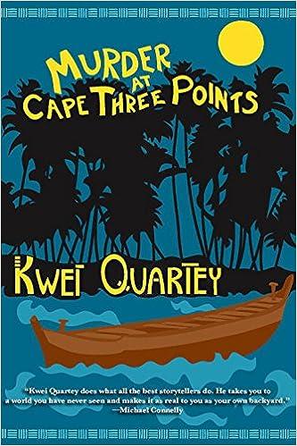 Bøger til download på iPhone Murder at Cape Three Points (A Darko Dawson Mystery) PDF ePub