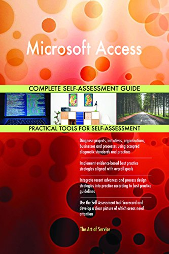 Amazon com: Microsoft Access Complete Self-Assessment Guide eBook