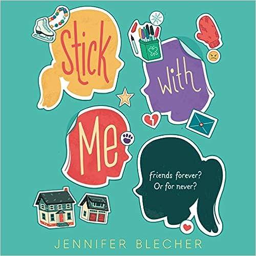 Stick with me Jennifer Blecher. cover