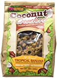 K9 Granola Factory Coconut Crunchers for Dogs All Natural Tropical Banana, 14-Ounces Review