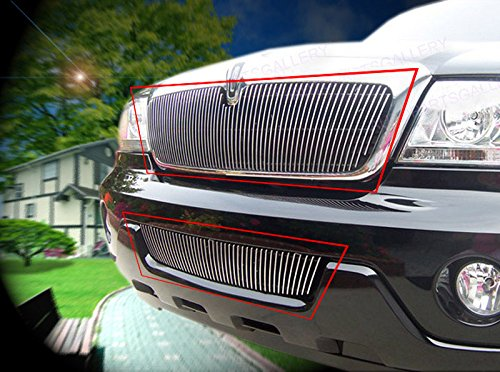 Fedar Overlay Billet Grille Insert for 2 - Lincoln Aviator Billet Shopping Results