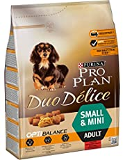 Pro Plan Duo Delice Küçük & Mini Irk Kuru Köpek Maması Sığır Etli 2.5 Kg