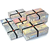 Premium Elastic Box Bands - Board Game Storage Solution to Keep Your Board Games, Tabletop Games, RPGs & Other Boxes Closed a