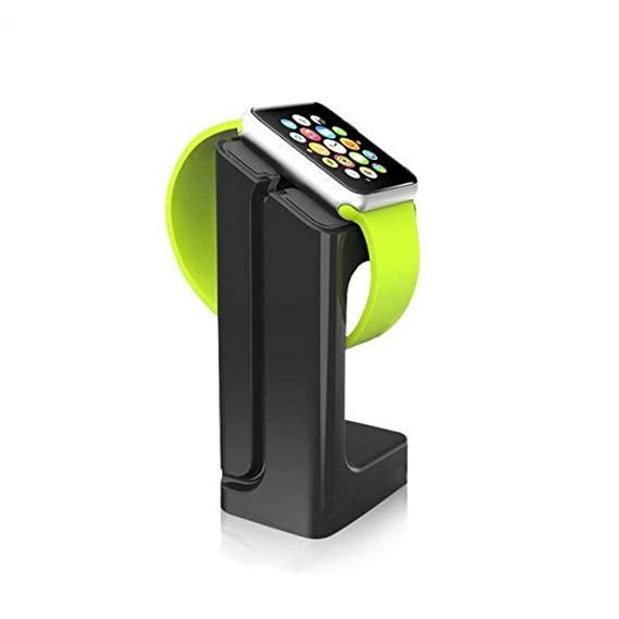 My-Reloj-Accesorio para Apple Watch Dock para Apple-Watch negro para Apple