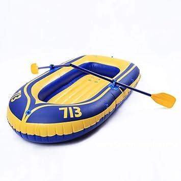 SHZJ Kayak Inflable 1 + 1 Persona, Accesorios De Kayak Paletas ...