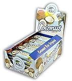 coconut bars oskri - Oskri Organics Coconut Bar - Original 20/1.9 oz Bar(S)