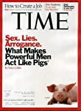 Time May 30 2011 What Makes Powerful Men Act Like Pigs, Tim Pawlenty, Zach Galifianakis, Chaz Bono 10 Questions