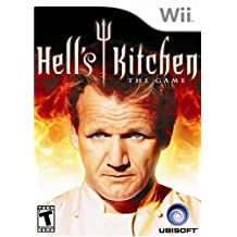 Hell's Kitchen (Fr/Eng manual) - Wii