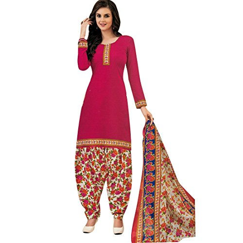 Designer-Printed-Cotton-Salwar-Kameez-Readymade-Suit-Indian-Dress