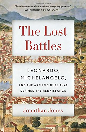 Book cover for The Lost Battles