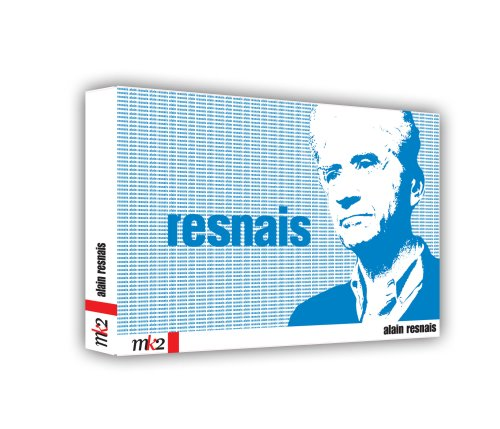 Alain Resnais Collection - 6-Dvd Box Set ( La Guerre Est Finie / Mon Oncle D'amerique / La Vie Est Un Roman / L'amour A Mort / Melo / I Want To Go Home ) [ Non-Usa Format, Pal, Reg.2 Import - France ]