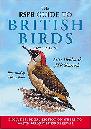 RSPB Guide to British Birds: Peter Holden, J  T  R  Sharrock