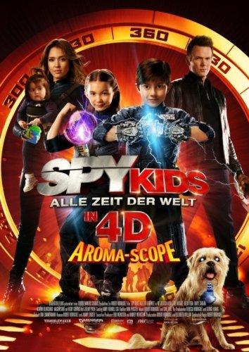 Spy Kids 4 - Alle Zeit der Welt Film