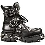 NEWROCK NR M.407 S1 Silver - New Rock Boots - Unisex