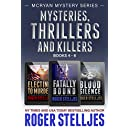Mysteries, Thrillers and Killers: Crime Thriller Box Set (Mac McRyan Mystery Series, Books 4-6)