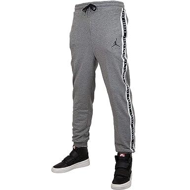 d4a8b31e7f7748 Nike Sweatpant Jordan Jumpman Air grau schwarz  Amazon.de  Sport ...