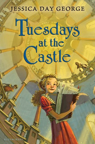 Tuesdays at the Castle (Castle Glower series Book 1)