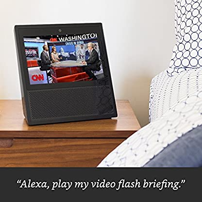 Echo Show - 1st Generation Black 7