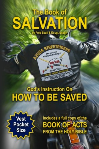 Download The Book of Salvation: God's Instruction on How to Be Saved pdf epub
