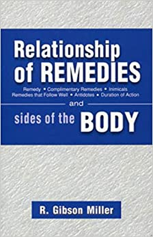 RELATIONSHIP OF REMEDIES