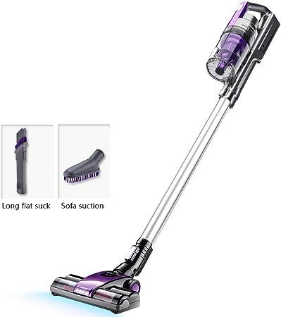 A Vacuum cleaner Aspirador Ultraligero inalámbrico Wireles con Motor Doble, Aspirador Vertical Profesional 2 en 1 Conversión al Aspirador Manual para alfombras y Pisos Duros (Tamaño : Standard): Amazon.es: Hogar