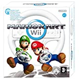 Mario Kart with Wii Wheel (Wii)by Nintendo