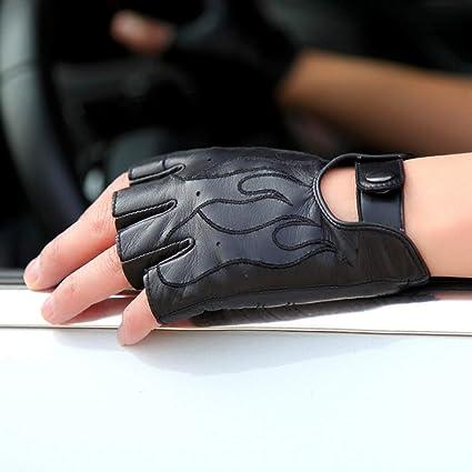 Raelf Gants en peau de ch/èvre pour homme Gants en cuir /à couche unique avec /écran tactile /à une seule couche Gants en cuir v/éritable conducteur de conduite avec chauffeur Envoyer un cadeau danniversa