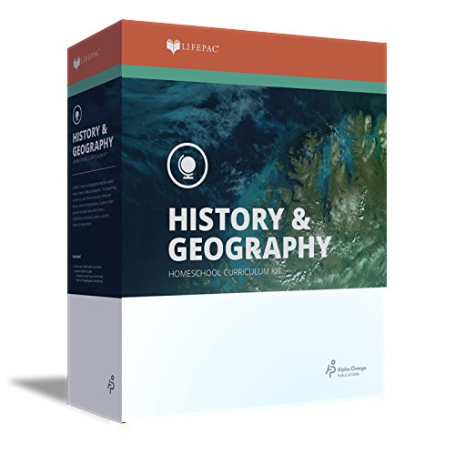 Lifepac History & Geography & Geography 10th Grade: Student and Teacher