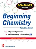 Schaum's Outline of Beginning Chemistry, Goldberg, David, 0071811346
