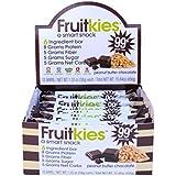 Chocolate Peanut Butter Protein Bars - Certified Vegan, Gluten Free Dairy Free, Kosher - 1.32-Oz 12 Bars per Box