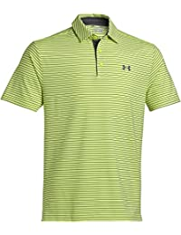 Under Armour Men's UA Playoff Polo Small High-Vis Yellow