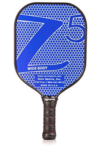 Baseline Body Level - Onix Composite Z5 Pickleball Paddle, Blue