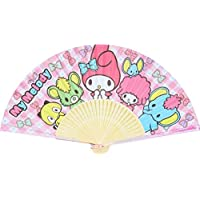 My Melody Paper Folding Fan