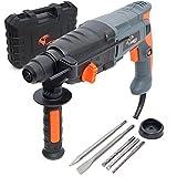 Bohrhammer 1050 Watt SDS-Plus Koffer Zubehör