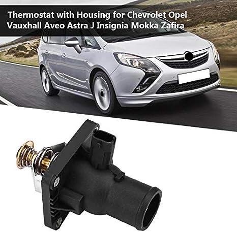 Car Thermostat Thermostat with Housing for Aveo J Insignia Mokka Zafira 55564891