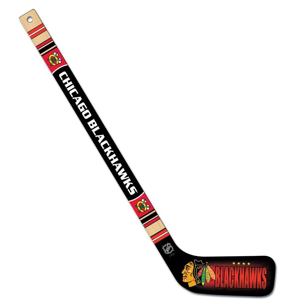 Wincraft NHL Chicago Blackhawks 27822010 Hockey Sticks, 21-Inch